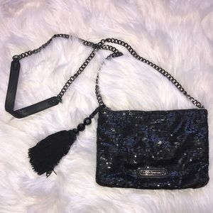 Juicy Couture sequined crossbody